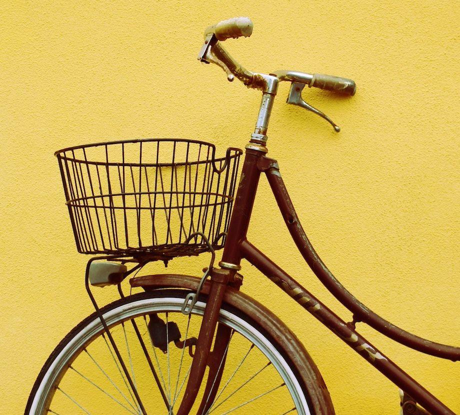 Die Bestie mit dem Fahrrad